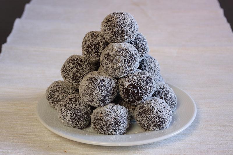 kakaové guľky